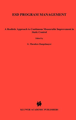 9780412097812: ESD Program Management: A Realistic Approach to Continuous Measurable Improvement in Static Control