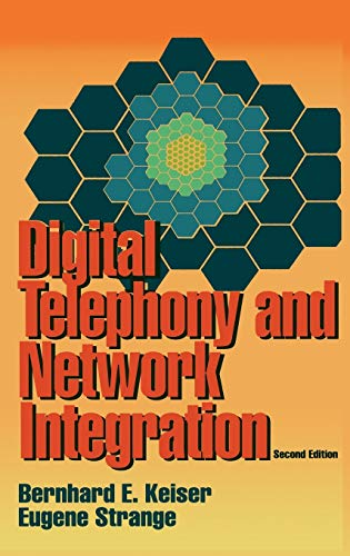 9780412098819: Digital Telephony and Network Integration