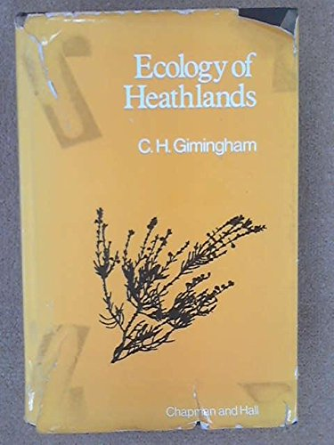 9780412104602: Ecology of heathlands