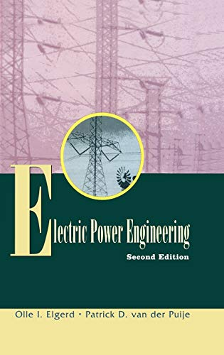 9780412105517: Electric Power Engineering