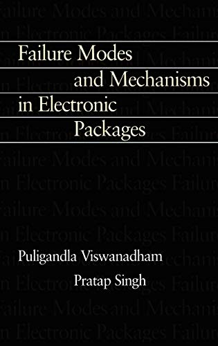 9780412105913: Failure Modes and Mechanisms in Electronic Packages
