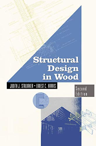 9780412106316: Structural Design in Wood (VNR Structural Engineering Series)