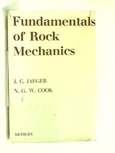 9780412107801: Fundamentals of Rock Mechanics