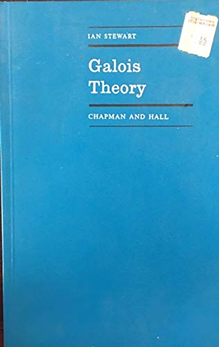 9780412108006: Galois Theory