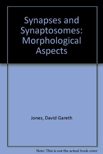 9780412112706: Synapses and Synaptosomes: Morphological Aspects