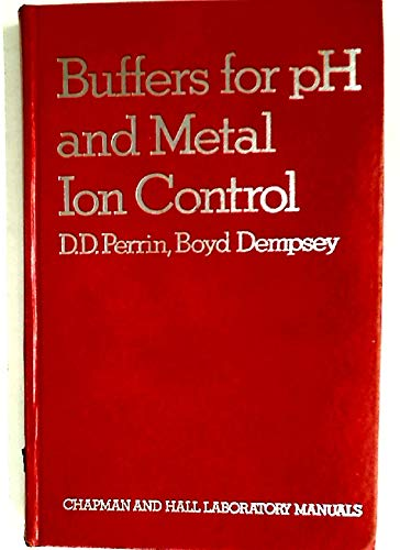 Buffers for pH and Metal Ion Control: Dempsey, Boyd, Perrin,