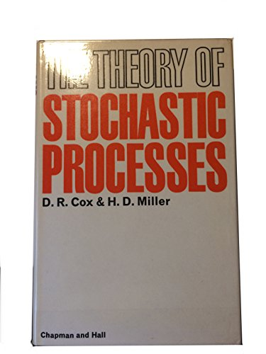 9780412117206: Theory of Stochastic Processes
