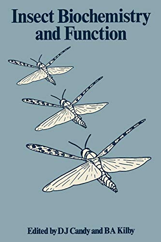9780412117701: Insect Biochemistry and Function