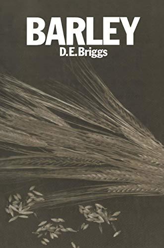 9780412118708: Barley
