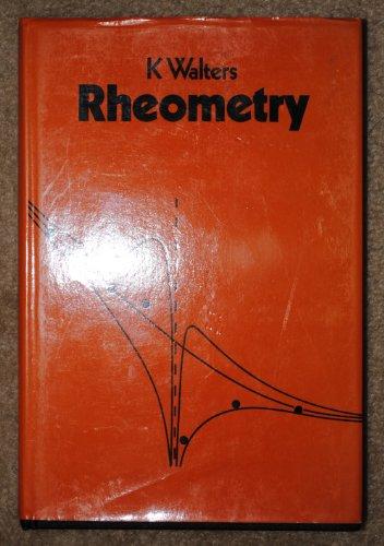 9780412120909: Rheometry