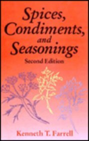 9780412122811: Spices, Condiments, and Seasonings