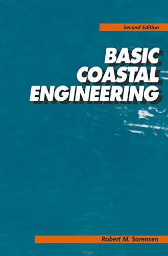 9780412123412: Basic Coastal Engineering