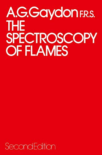 9780412128707: The Spectroscopy of Flames