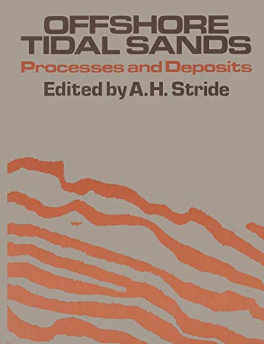 9780412129704: Offshore Tidal Sands: Processes and deposits