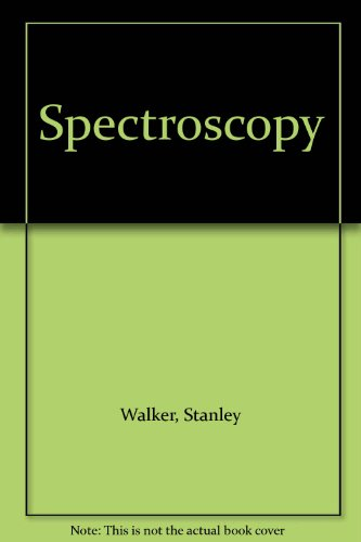 9780412133602: Spectroscopy: Ultra Violet, Visible, Infra-red and Raman Spectroscopy