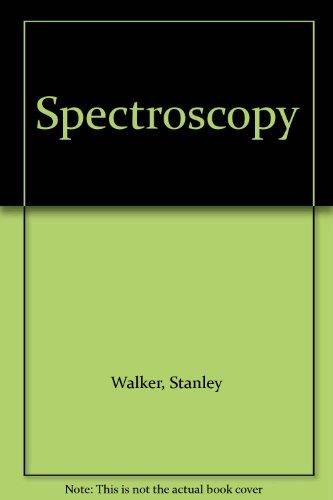 9780412133602: Spectroscopy