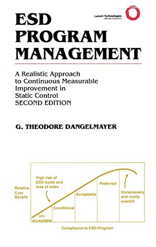 9780412136719: ESD Program Management: A Realistic Approach to Continuous Measurable Improvement in Static Control (The Springer International Series in Engineering and Computer Science)