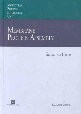 Membrane Protein Assembly: n/a