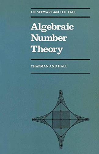 9780412138409: Algebraic Number Theory (Chapman and Hall Mathematics Series)