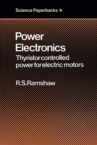 Power Electronics: Thyristor Controlled Power for Electric