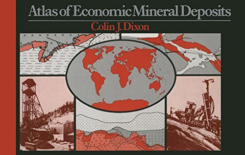 9780412143809: Atlas of Economic Mineral Deposits