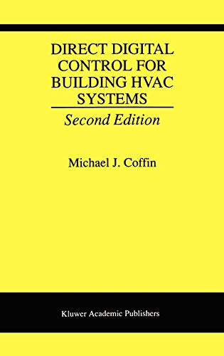 9780412145315: Direct Digital Control for Building HVAC Systems
