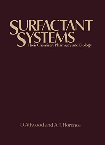 9780412148408: Surfactant Systems: Their chemistry, pharmacy and biology