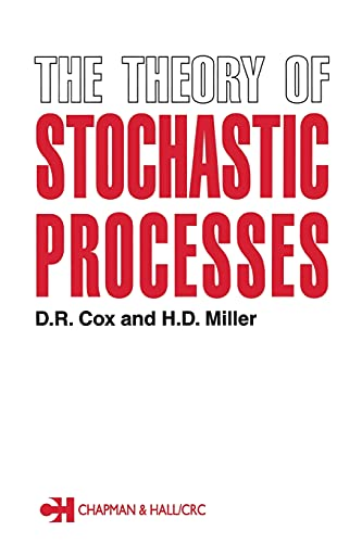 9780412151705: The Theory of Stochastic Processes (Science Paperbacks)