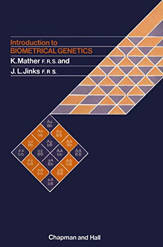 9780412153105: Introduction to Biometrical Genetics