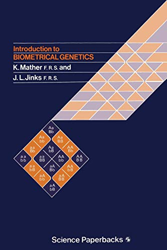9780412153204: Introduction to Biometrical Genetics (Science Paperbacks)