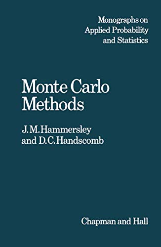 9780412158704: Monte Carlo Methods