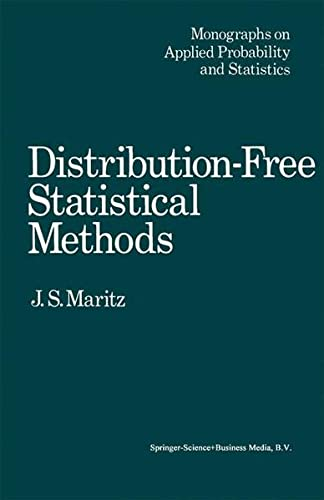 9780412159404: Distribution-Free Statistical Methods (Monographs on Applied Probability and Statistics)