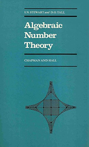 9780412160004: Algebraic Number Theory (Chapman and Hall mathematics series)