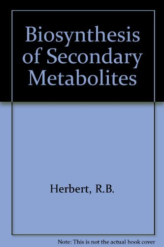 9780412163807: Biosynthesis of Secondary Metabolites