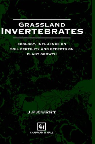 Grassland Invertebrates: Jim P. Curry