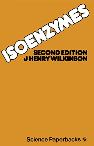 Isoenzymes: J. H. Wilkinson
