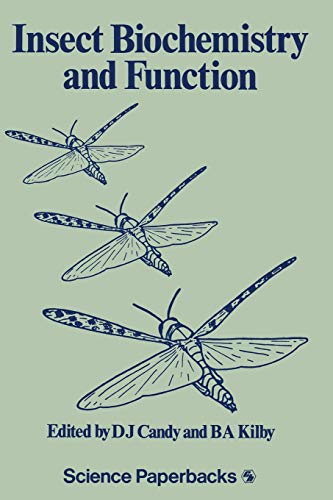 9780412215308: Insect Biochemistry and Function (Science Paperback)