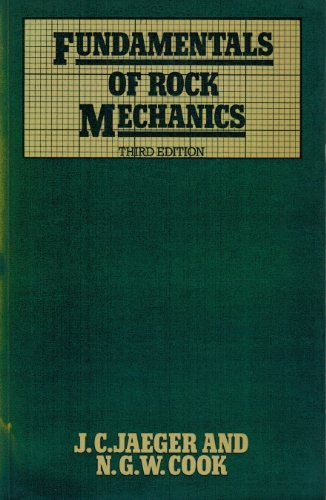 9780412220104: Fundamentals of Rock Mechanics (Science Paperbacks)