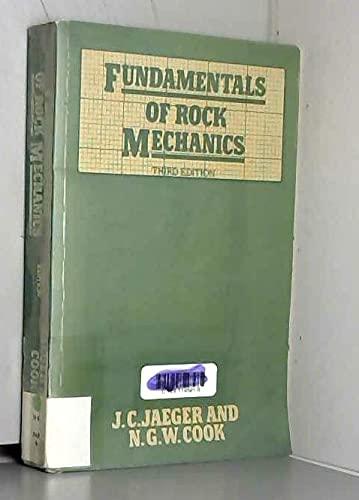 9780412220104: Fundamentals of Rock Mechanics (Science Paperbacks)