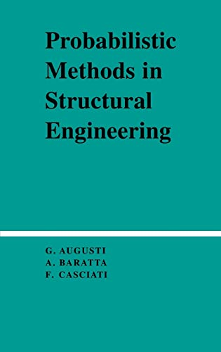 9780412222306: Probabilistic Methods in Structural Engineering