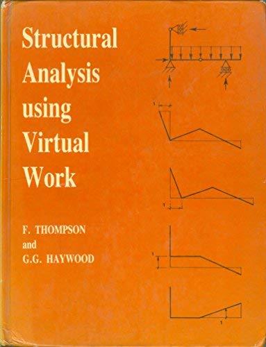 9780412222801: Structural Analysis Using Virtual Work