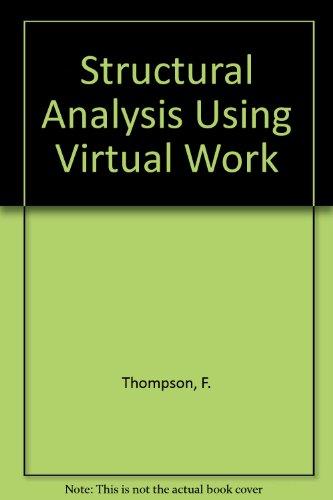 9780412222900: Structural Analysis Using Virtual Work