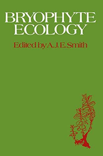 9780412223402: Bryophyte Ecology