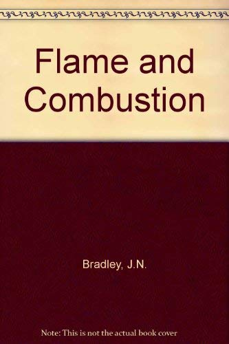 9780412230301: Flame and Combustion