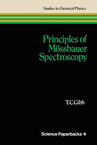 9780412230608: Principles of Mössbauer Spectroscopy