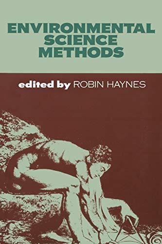 9780412232909: Environmental Science Methods
