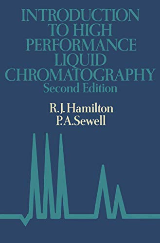 9780412234309: Introduction to high performance liquid chromatography
