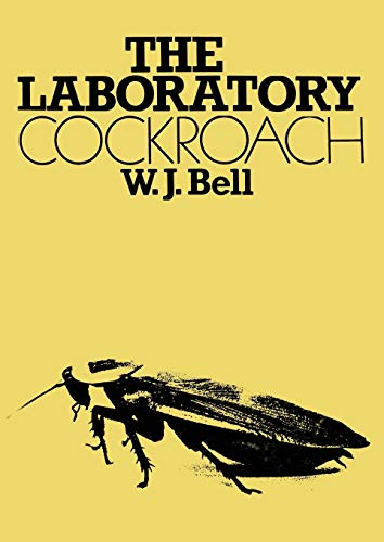 9780412239908: The Laboratory Cockroach - Experiments in Cockroach Anatomy, Physiology and Behavior