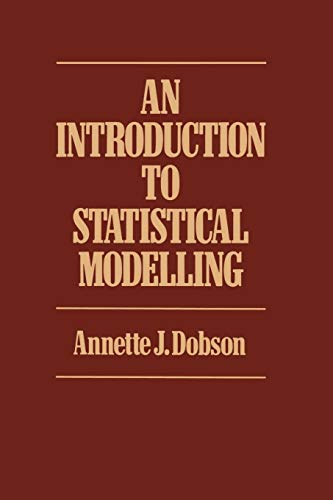 9780412248603: An Introduction to Statistical Modelling