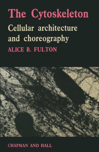 9780412255106: The Cytoskeleton: Cellular Architecture and Choreography (Outline Studies in Biology)